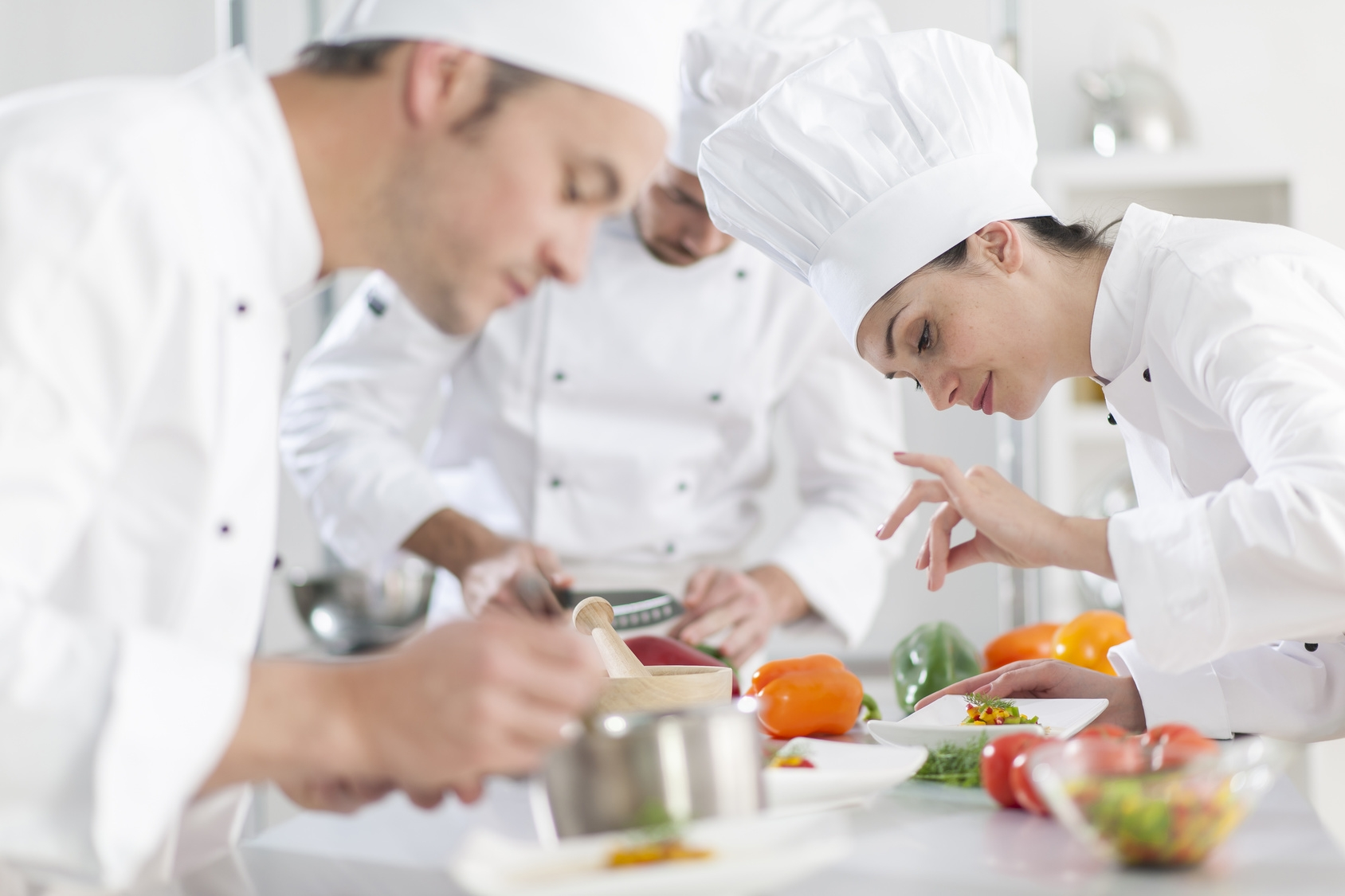 Corsi di cucina e barman - Formazione a domanda individuale